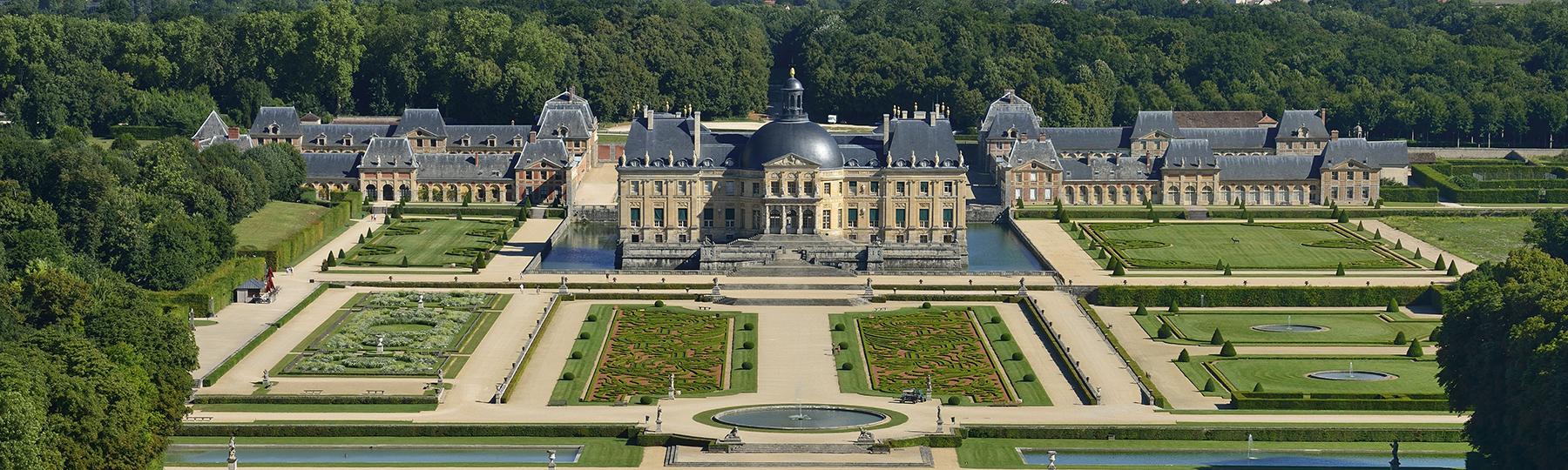 Vaux Le Vicomte Fouquet
