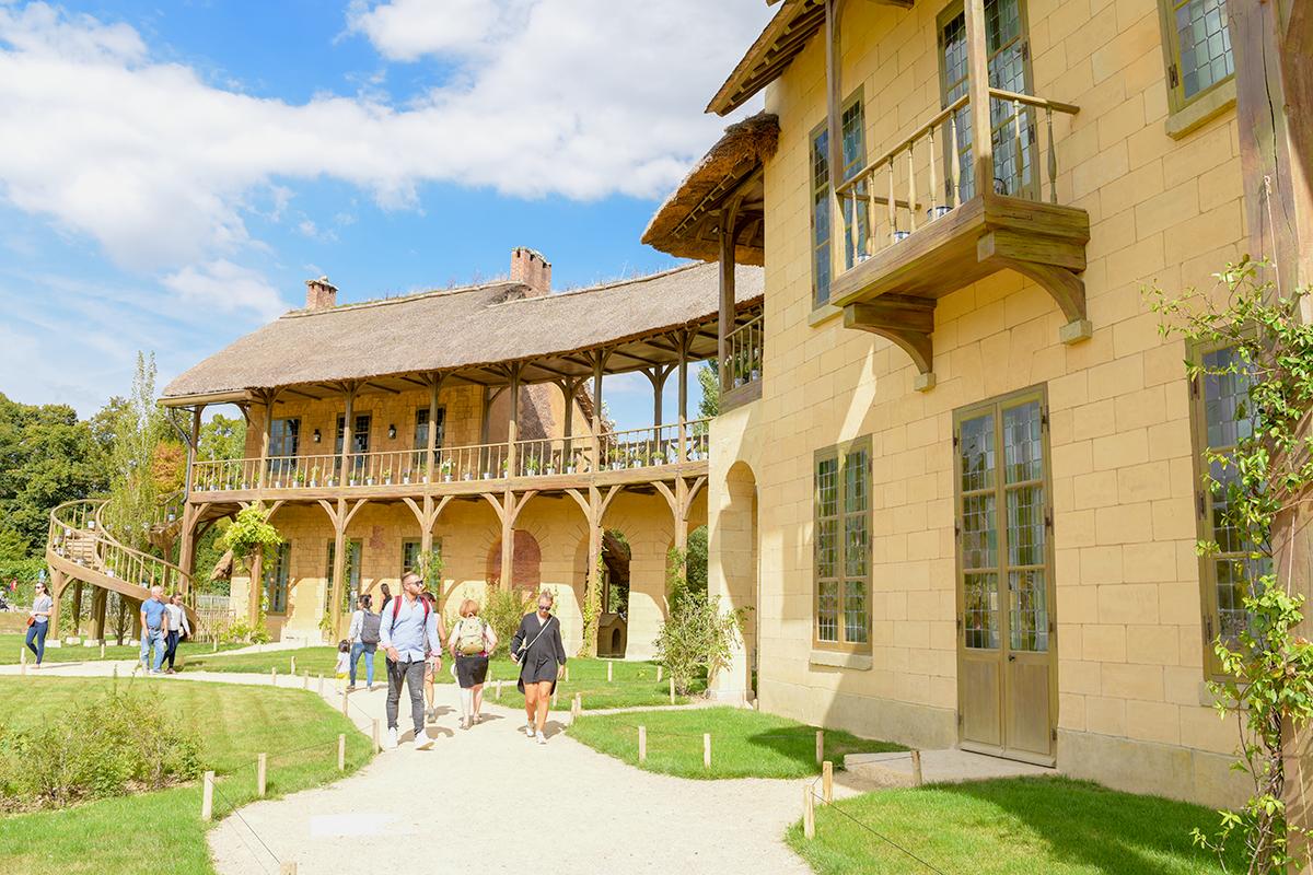 Marie-Antoinette's estate