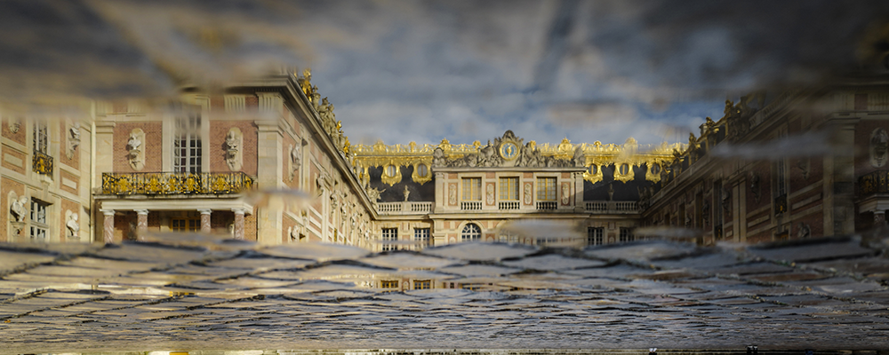 Rooms: TOUR Olafur Eliasson At Versailles