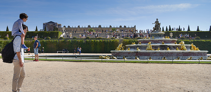 gardens of versailles